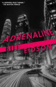 Bill Eidson Adrenaline cover