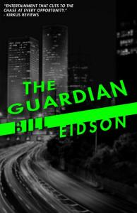 Bill Eidson The Guardian cover