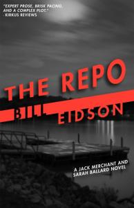 Bill Eidson The Repo cover